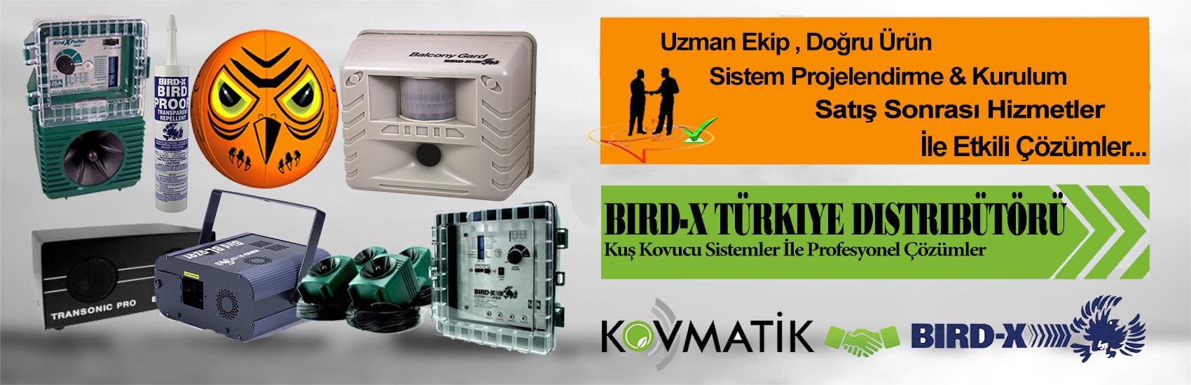 BIRDX Türkiye Satıs_