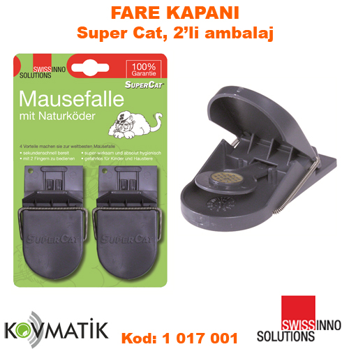 Fare Kapanı, SuperCat
